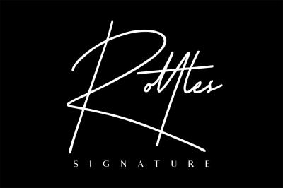 Rottles Signature