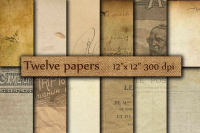 Old papers digital