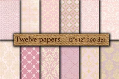 Purple digital papers