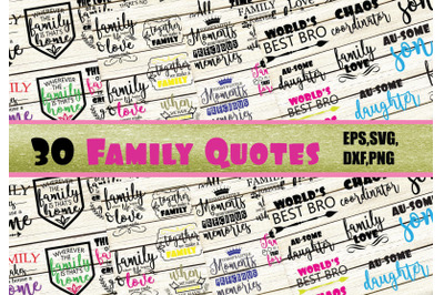 family quote svg cutting files | love quotes svg cutting files