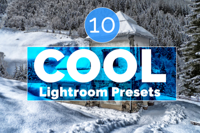 10 Cool Lightroom Presets(80% Discount)
