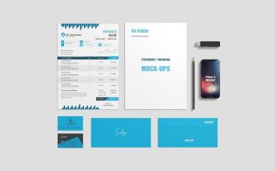 Stationery/Branding Mockup
