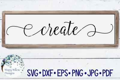Create Sign SVG DXF PNG JPG EPS PDF