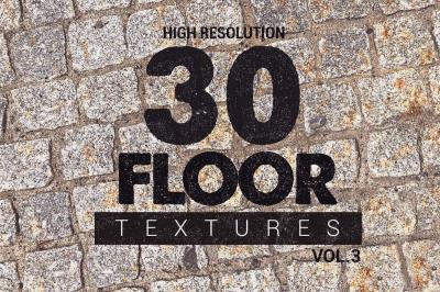 30 Floor Textures vol.3