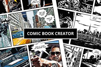 Comic Book Creator