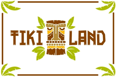 Tikiland Typeface