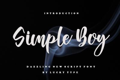 Simple Boy Script