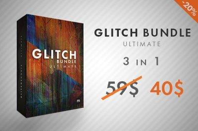 Glitch Bundle Ultimate PRO 3 in 1