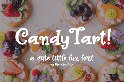 Sale! Candy Tart