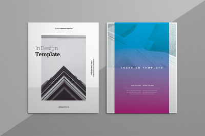 Multipurpose Indesign Template 8