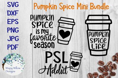 Pumpkin Spice Mini Bundle