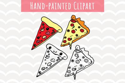 Pizza Clip Art, Fast Food Svg, Food files