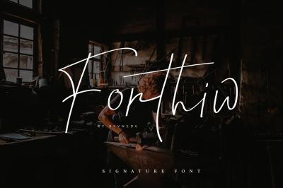 Forthiw