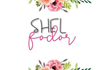 Shel Fodor Script Font by watercolor floral designs
