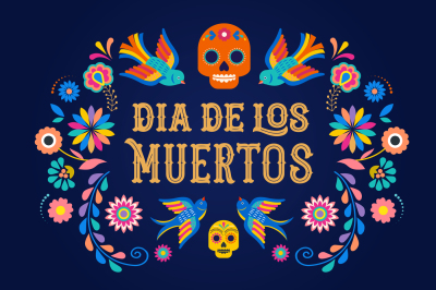 Day of the Dead - Mexican collection