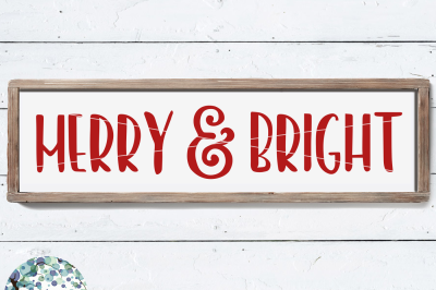 Christmas Sign Maker's Bundle
