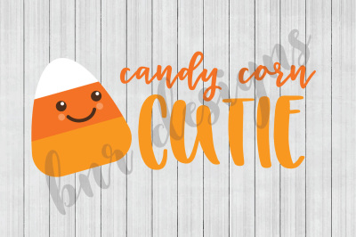 Candy Corn SVG, Halloween SVG, SVG Files, DXF File