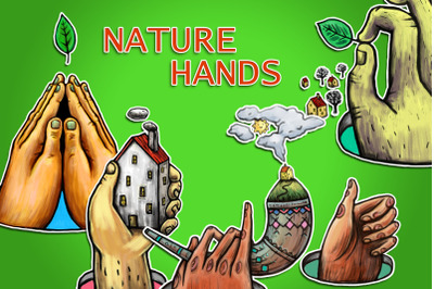Nature Hands