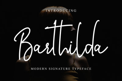 Barthilda Font