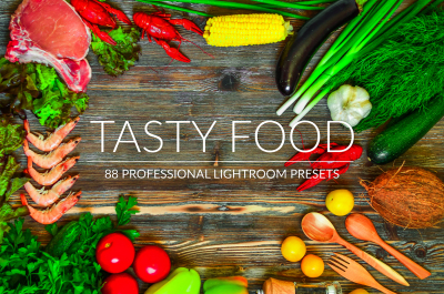 Tasty Food Lr Presets