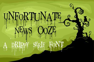 PN Unfortunate News Ooze