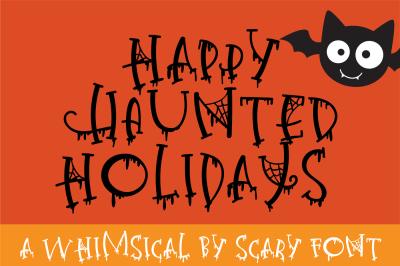 PN Happy Haunted Holidays