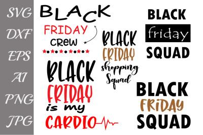 Black Friday Svg,SVG BLACK FRIDAY, bundle