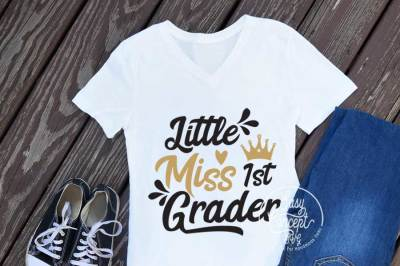 Little Miss 1st grade