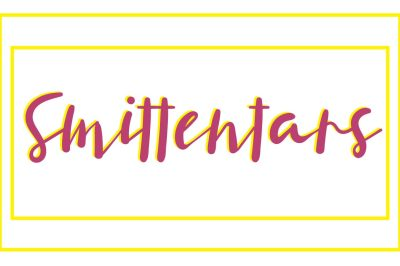 Smittentars Script Font by watercolor floral designs