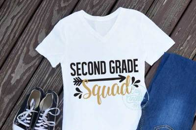 Second Grade Squad