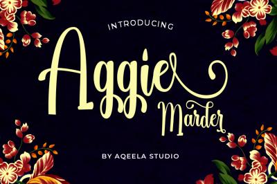 Aggie Marder Script