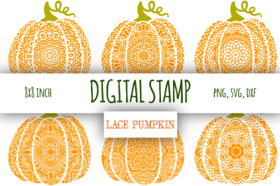 Fancy pumpkin. Swirly pumpkin svg