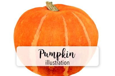 Halloween Pumpkins: Vintage Pumpkin One