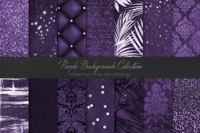 Purple Textures