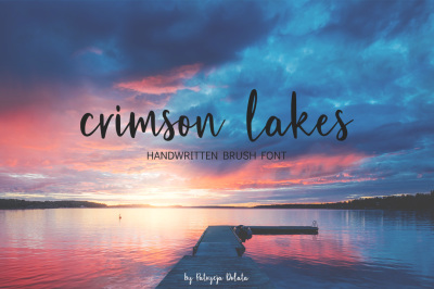 Crimson Lakes