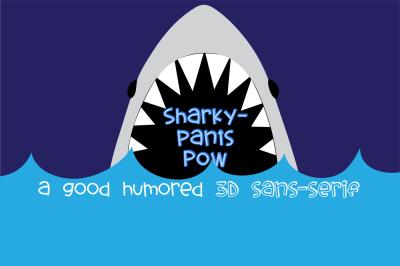 PN Sharkypants Pow