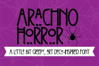 PN Arachno Horror
