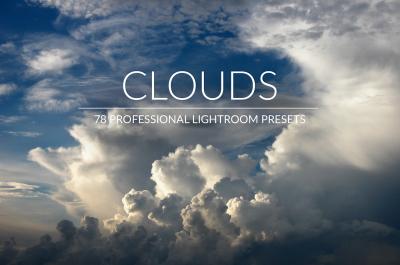 Clouds Lr Presets