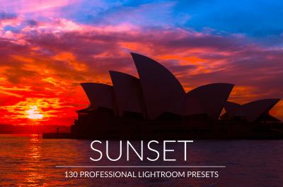 Sunset Lr Presets