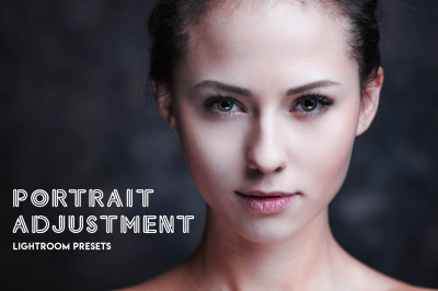 Portrait Adjustment Lightroom Presets