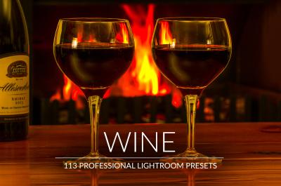 Wine Lr Presets