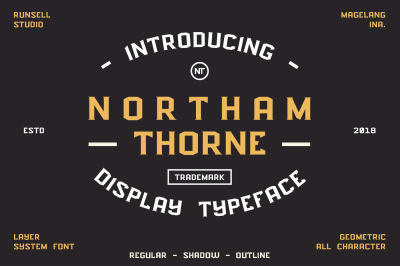 NORTHAM THORNE