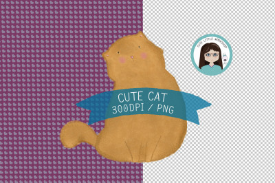 Kitty clipart