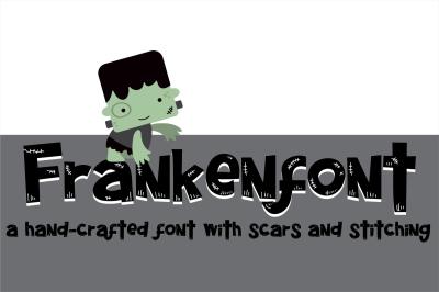 PN Frankenfont