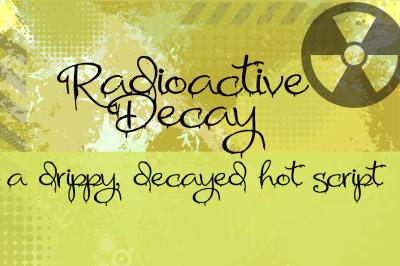 PN Radioactive Decay