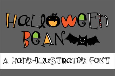 ZP Halloween Bean