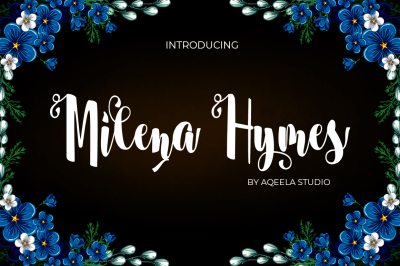 Milena Hymes Script