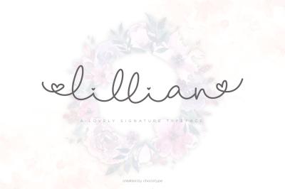 Lillian Script