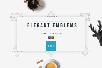 Elegant Emblems | vol.2