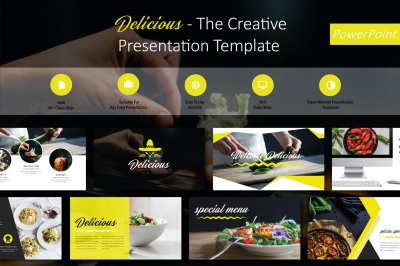 Delicious - PowerPoint